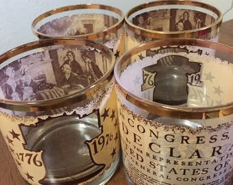 congress july 4th declaration glasses