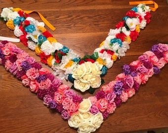 Show Horse Event Supreme Garland Flowers