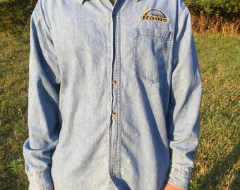 Rams Denim Shirt