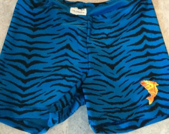 shorts for gymnastics, dance practice, the circus...