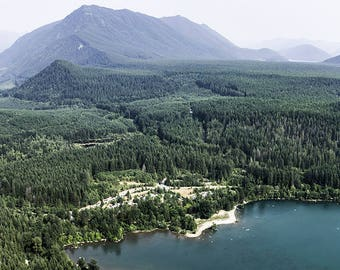 View From Rattlesnake Ridge desktop background