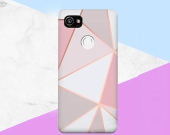 Pixel 2 case, rose gold marble, Google Pixel 2XL, Google Pixel 2, rose gold, Google Pixel 2 case, Google Pixel 2XL, Pixel 2XL case, marble
