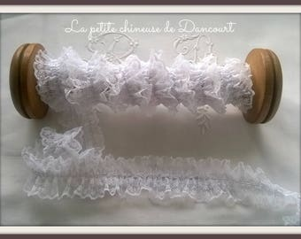 Lace white Hortense