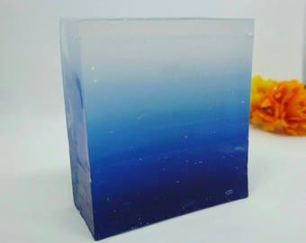 Jasmine soap - Natural Floral Moisturizing Soap - Artisan soap for woman