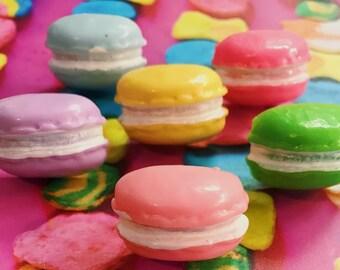 Macaron Pins