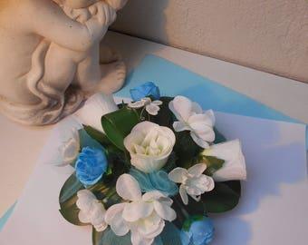 Table centerpiece - flowers artifiicelles table decoration