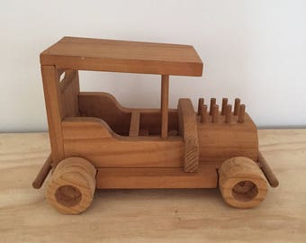 Timber Hot Rod Toy