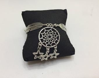 Women silver bracelet