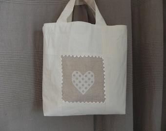 Bag & basket metis and linen