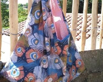 «Jungle» beach bag / Beach Bag