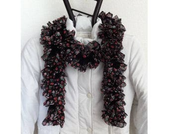 Scarf in acrylic and polyester scarf by BAGART fashionable