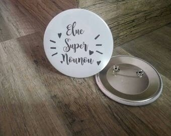 One badge great nanny to offer 59 mm