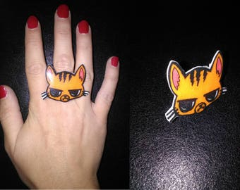 Cat ring gets me