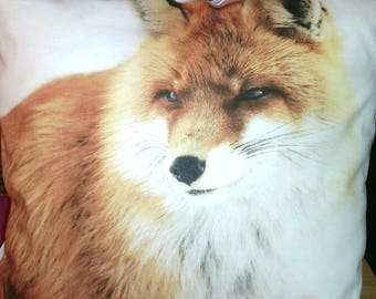Cushion fabric Fox