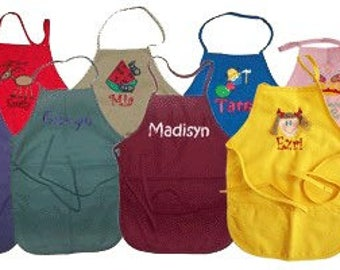 Personalized Aprons!