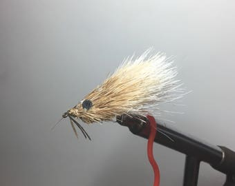 Fly fishing mouse