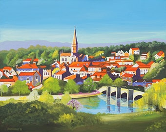 Bakewell - Prints & Cards
