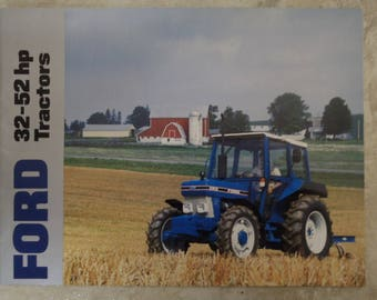 Ford Tractor Literature