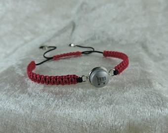 BlackBerry currant geeky, recycle button, adjustable bracelet bracelet bracelet