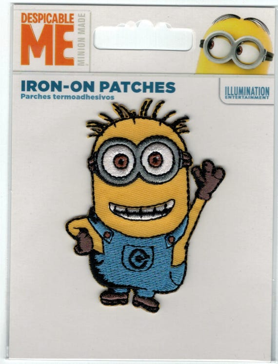 """Patch Thermo trend pattern """"minions"""""""