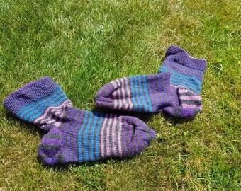 Socks Gr. 39 self knitted