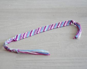Friendship Bracelet, multicolor friendship bracelet