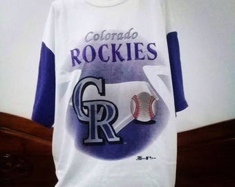 Vintage Colorado Rockies Tshirt