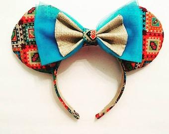 Aztec Mouse Ears