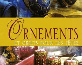 Book / ornaments and holiday items / Francesca Ghidini