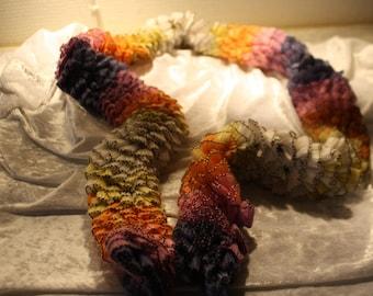 scarf wool fantiaisie