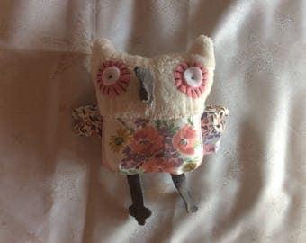 Pink OWL Plushie