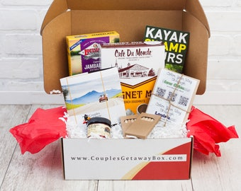 Couples Getaway Box - Couples Trip to New Orleans