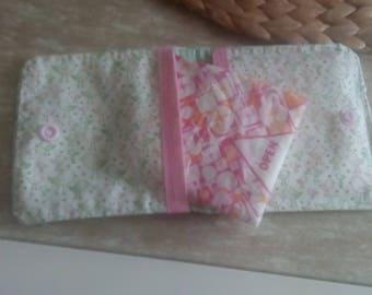 Pocket towels hygienic girl