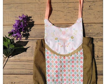 Floral and Woodland Romper