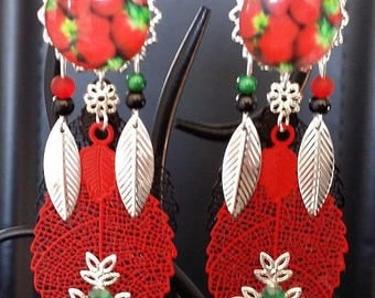 """Strawberry"" 9.5 cm"