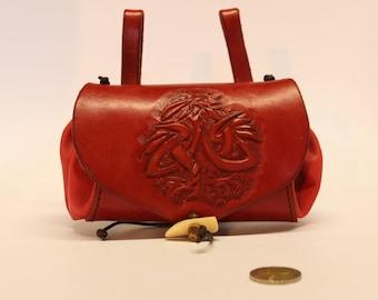 "Small purse ""Anke"" - handmade pattern"