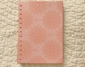 Pink Detailed Notebook