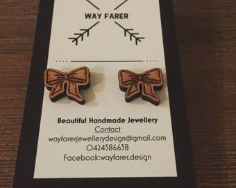 Wooden Bow Studs