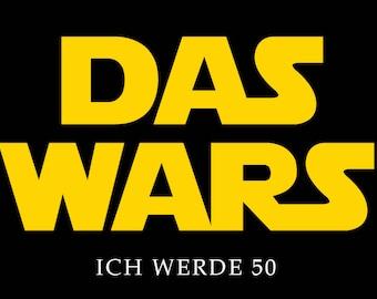 Invitation to the 50th anniversary: the WARS
