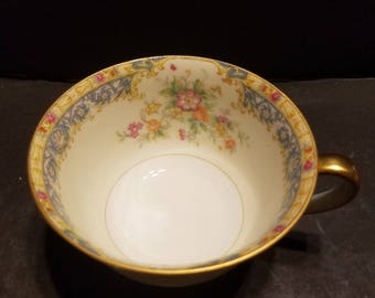 Noritake M Japan Tea Cup