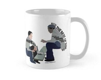 Shawshank Redemption - Hope - Mug
