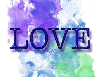 Make A Statement - Love