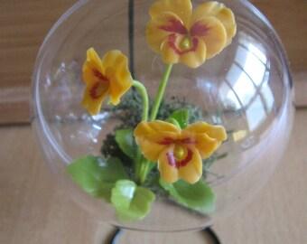 decorative flower bubble