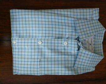Classic Joseph Turner Country Weekend Tattersall Shirt (16-34)
