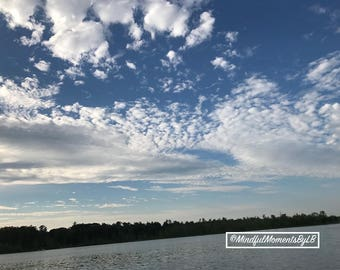 Ballston Lake, NY Photograph