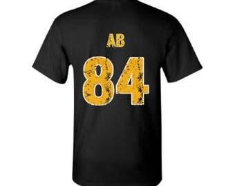 Ab Antonio Brown Pittsburgh Steelers Shirt