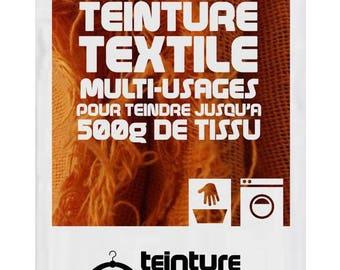 Textile dyeing universal 10gms rouxTEINTURE DESIGN