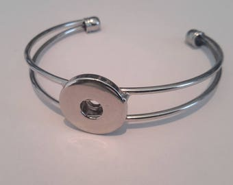 support for 18mm snap Bangle