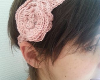 Headband headband 100% handmade crochet