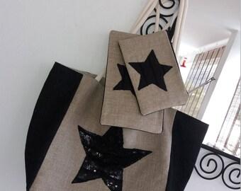 Bag ByChris Black Star
